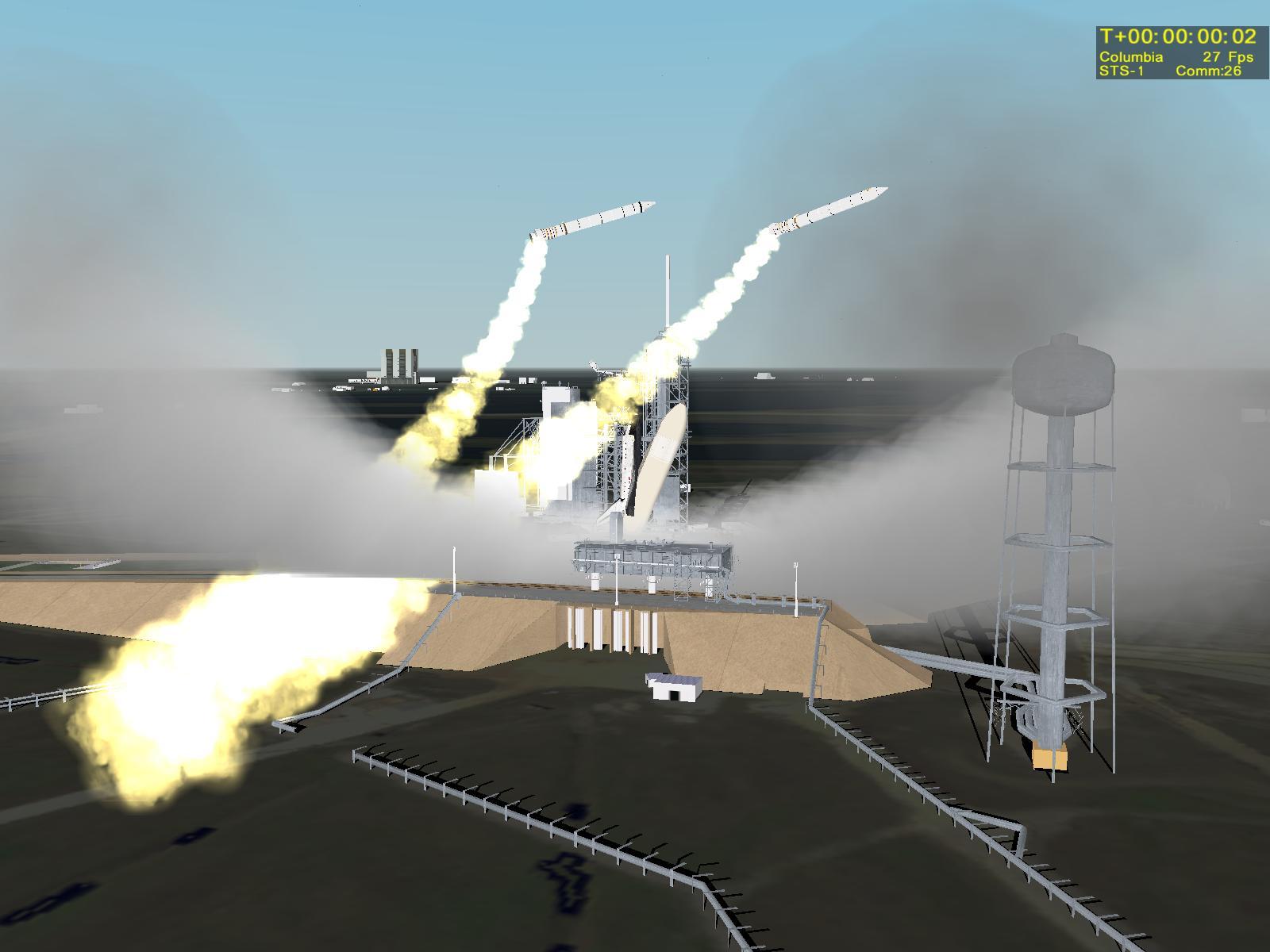 space shuttle srb - photo #27